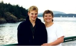 Jason and Becky 1999