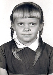 Becky - 5 years old