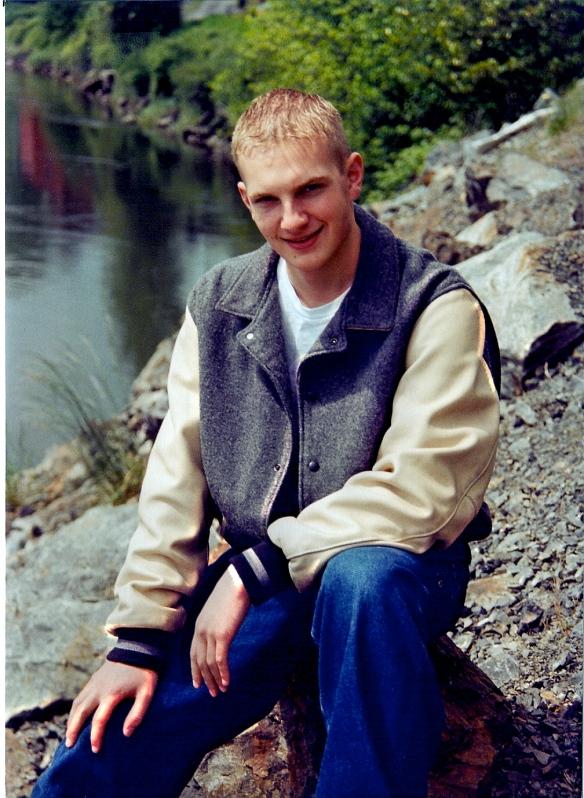 Jason David Carney - 7/29/82 - 3/3/02
