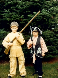 Eric and Jason - Halloween