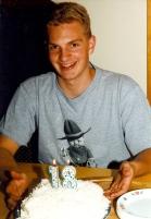 Jason turns 18