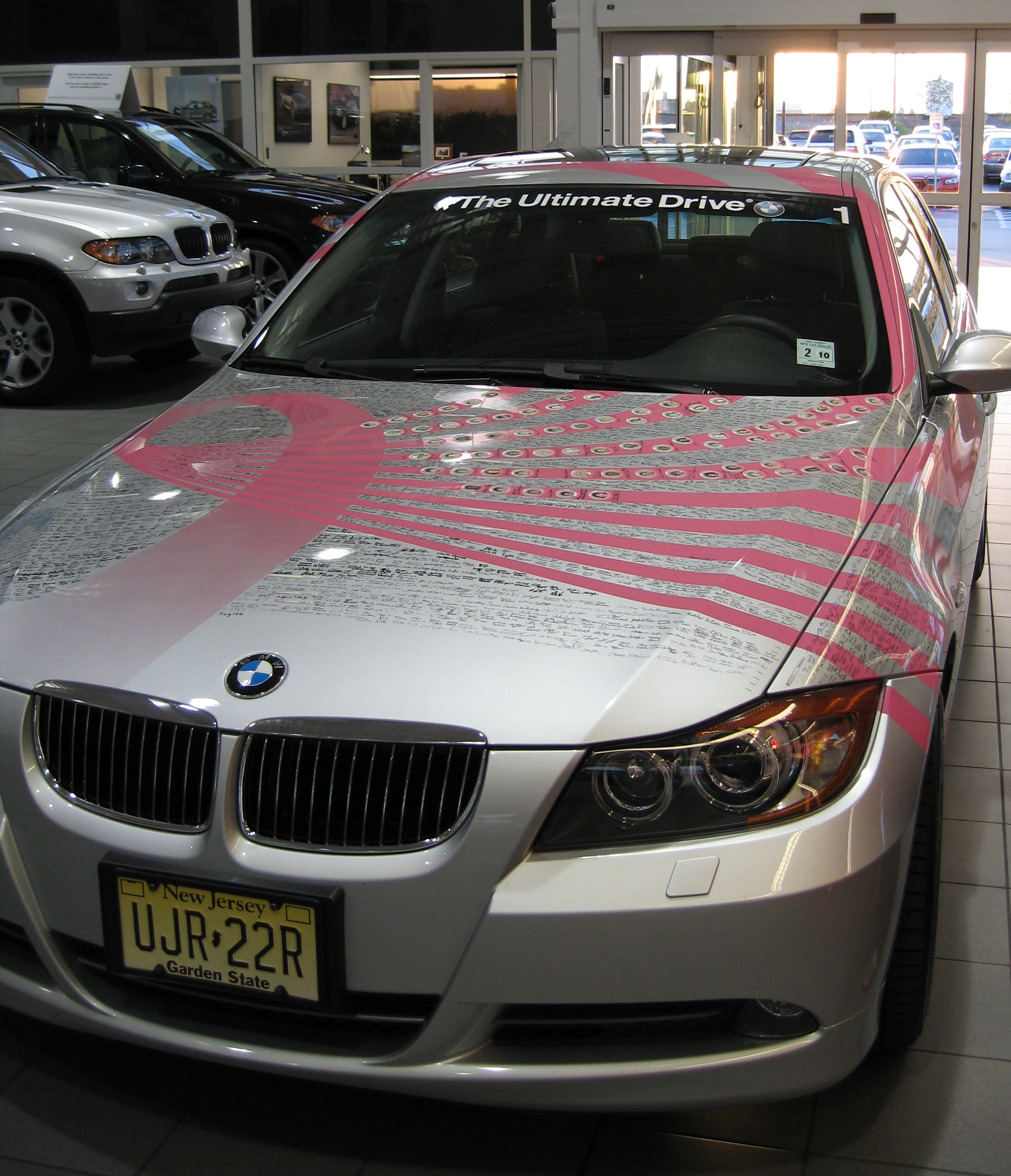 breast cancer Bmw
